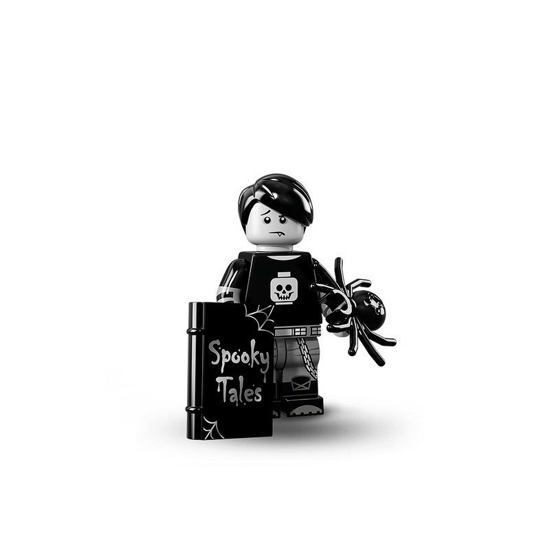 LEGO-MINIFIGURES SERIES 16 X 1 HAIR PIECE FOR THE SPOOKY BOY  SERIES 16 PARTS