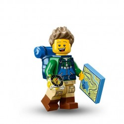 LEGO Minifig - Le Randonneur