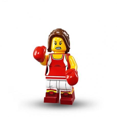 LEGO Minifig - La Kick-boxeuse