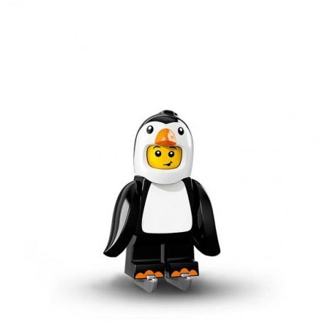 LEGO Minifig - Le Garçon Pingouin