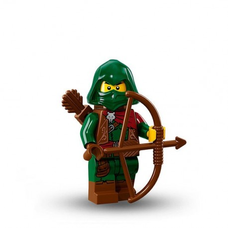 Lego Minifigures Series 16 Rogue