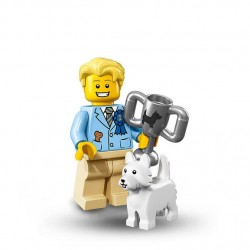 LEGO Minifig - Dog Show Winner