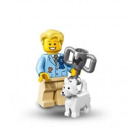 LEGO Minifig - Le Gagnant du Concours canin