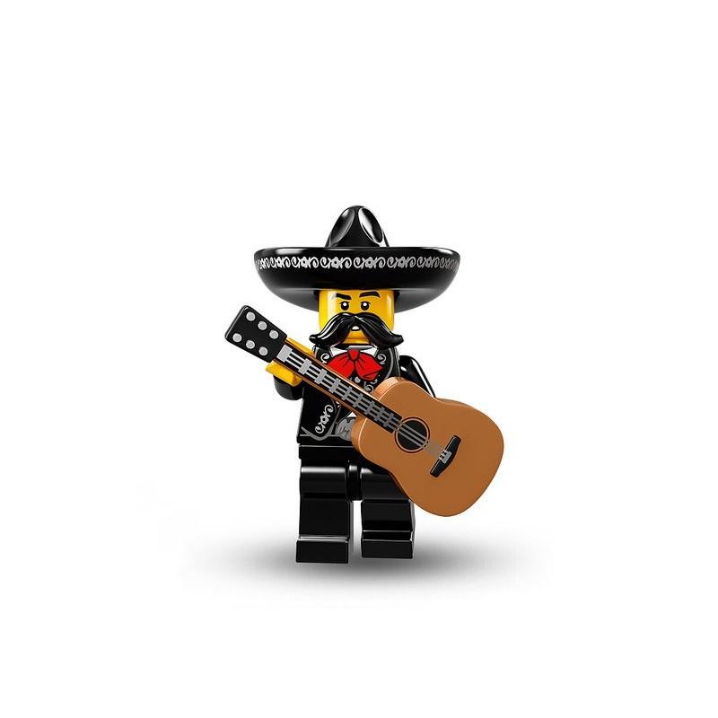 LEGO Mariachi Band Guy Minifigure 71013 Series 16