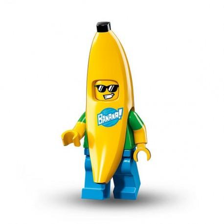 LEGO Minifig - Le Garçon Banane