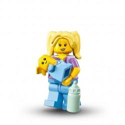 LEGO Minifig - La Baby-sitter