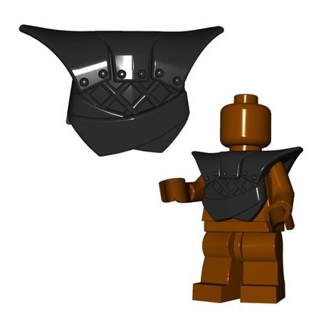Lego Minifig BrickWarriors - Armure de Thrall (Noir)