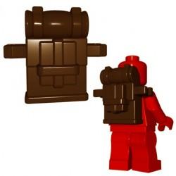BrickWarriors - British Knapsack (Brown)