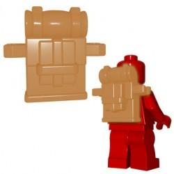 BrickWarriors - British Knapsack (Tan)