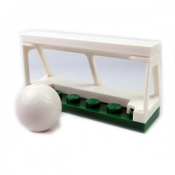 Lego - Soccer Ball and Football cage