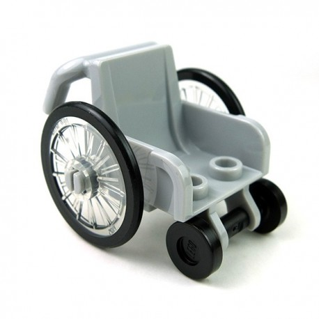 Lego - Fauteuil roulant minifig