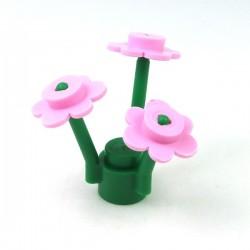 Lego - Fleurs (Bright Pink)