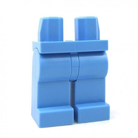 Lego Minifigure - Jambes (Medium Blue)