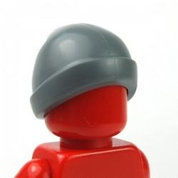 LEGO Minifigure - Bonnet (Dark Bluish Gray)