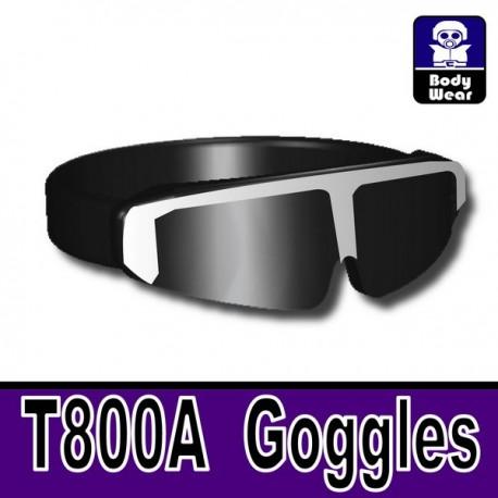 Si-Dan Toys - T800A Goggles (Black - 03P3)