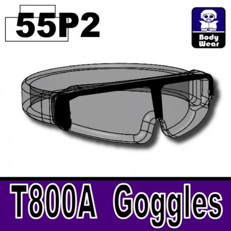 Si-Dan Toys - T800A Goggles (Trans-Black - 55P2)