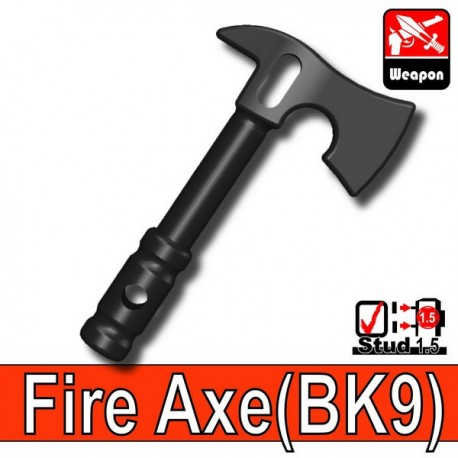 Si-Dan Toys - Fire Axe (Black)