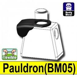 Si-Dan Toys - Pauldron BM05 (Black)