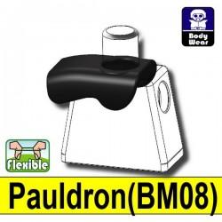 Si-Dan Toys - Pauldron BM08 (Black)