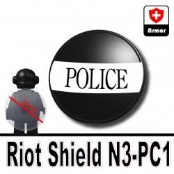 Si-Dan Toys - Riot Shield POLICE (N3-PC1)