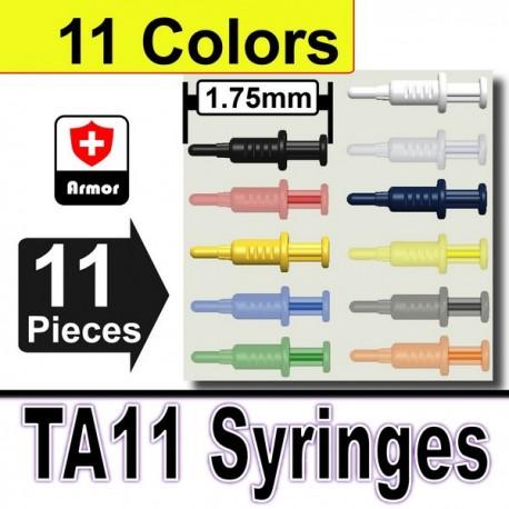 Lego Minifig Si-Dan Toys - Seringues (11 couleurs)