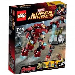 Lego Super Heroes - 76031 Le combat du Hulk Buster