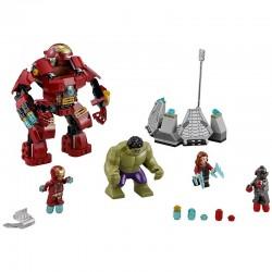Lego - 76031 The Hulk Buster Smash