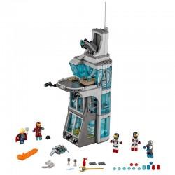 Lego - Super Heroes 76038 L'attaque de la tour des Avengers