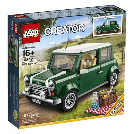 Lego Creator - 10242 MINI Cooper