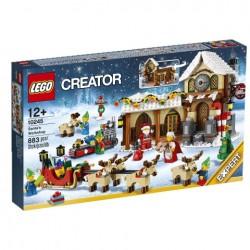 Lego Creator - 10245 L'atelier du Père Noël