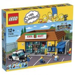 LEGO 71016 - Kwik-E-Mart (Les Simpson)