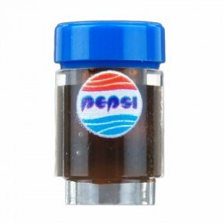 Custom Bricks - Can, Pepsi (Future Cola)