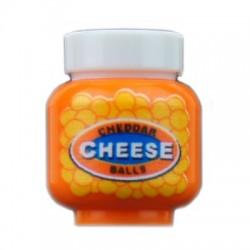 Custom Bricks - Food Jar - Cheesball Puffs