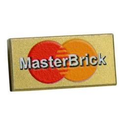 Custom Bricks - Master Brick (Gold)