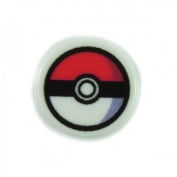 Custom Bricks - Pokemon Training Ball