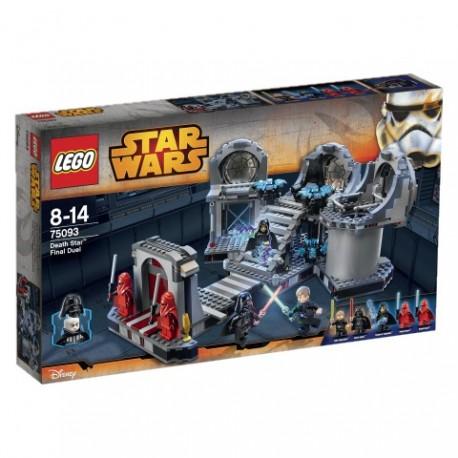 LEGO Star Wars 75093 Le Duel Final De L'étoile De La Mort