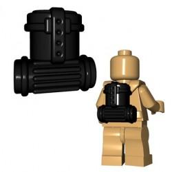 BrickWarriors - German Supply Pack (Black)