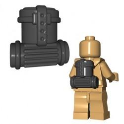 BrickWarriors - German Supply Pack (Dark Bluish Gray)