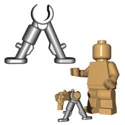 Lego Accessoires Minifigures - BrickWarriors - Bipod (Steel)