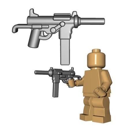BrickWarriors - Grease Gun (Steel)