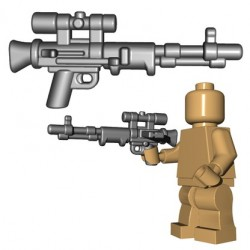 BrickWarriors - Fallschirmjager Rifle (Steel)
