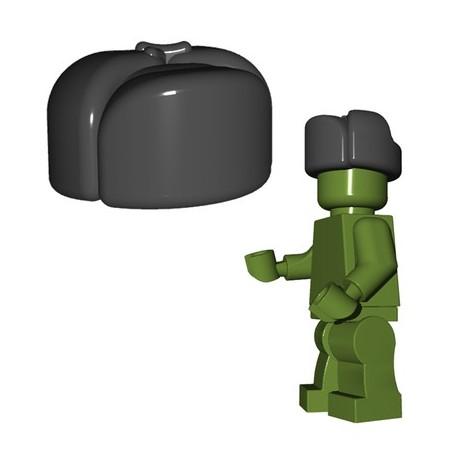 Lego Minifigures BrickWarriors - Ushanka (Dark Bluish Gray)