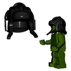 Lego Minifigures BrickWarriors - Casque Soviet Tanker (Noir)