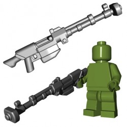 BrickWarriors - Anti Tank Rifle (Steel)