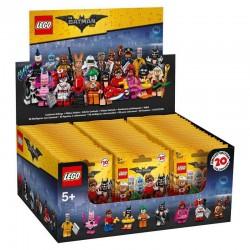 LEGO 71017- Boite complète de 60 sachets - Série BATMAN Movie