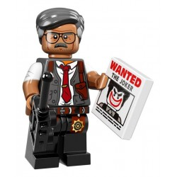 LEGO Minifig - Commissaire Gordon 71017
