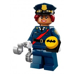 LEGO Minifig - Barbara Gordon 71017