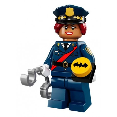LEGO Minifig - Barbara Gordon 71017