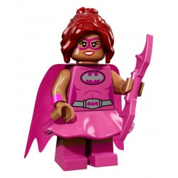 LEGO Minifig - Pink Power Batgirl 71017