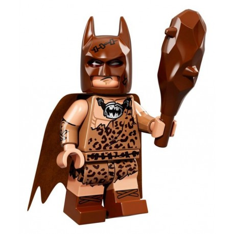 LEGO Minifig - Batman du Clan de la Grotte 71017
